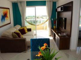 Hotel Photo: Apartamento 3 Quartos com Varanda - Cabo Frio