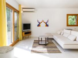 Hotel photo: Neve Tzedek Luxury Penthouse