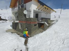 Hotel Photo: Mountain Cricket Chalets and Apartments Gudauri