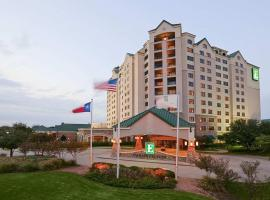 Hotel photo: Embassy Suites Dallas - DFW Airport North Outdoor World