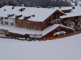 Hotel photo: Panorama Chalets am Pass Thurn