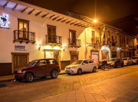 Hotel near Ekwador