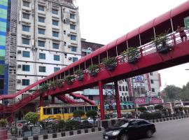 A picture of the hotel: Hotel The Dhaka Today