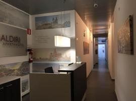 Hotel photo: Apartahotel Baldiri