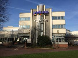A picture of the hotel: Park Inn by Radisson Lübeck