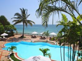 Hotel near Tanzanie