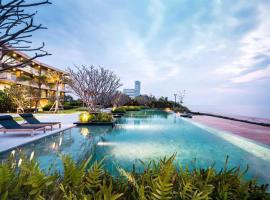 Hotel photo: Baan Thew Talay Aquamarine 779/53