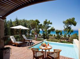 מלון צילום: Elite Suites by Rhodes Bay