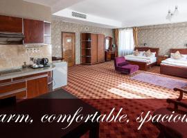Hotel near Mongolei