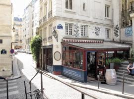 Hotel near Paryż