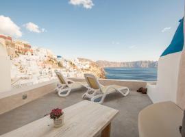 מלון צילום: The Dream Santorini