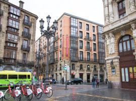 Hotel photo: Petit Palace Arana Bilbao