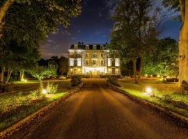 A picture of the hotel: Logis le Manoir de Sauvegrain