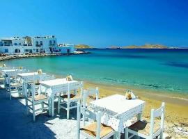 Hotel photo: Mykonos Beach House Elena