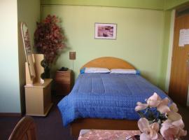 Hotel near Oruro
