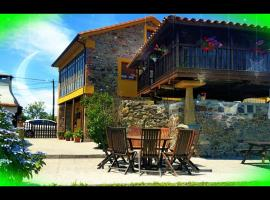 A picture of the hotel: Casa Rural Panizales