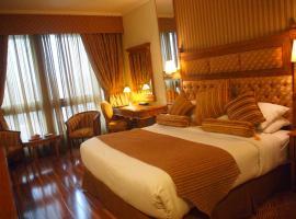 Hotel photo: Hotel Crown Plaza Islamabad