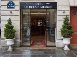Hotel near 파리