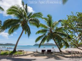 Hotel photo: Chalets Anse Possession