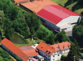 Hotel photo: Hotel Mlyn - Jihlava