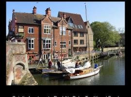 Hotel photo: Stay Norwich Apartment River View