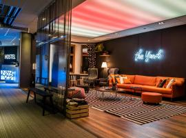 Hotel photo: The Yard Concept Hostel