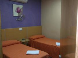 Hotel photo: Hostal tres hermanos