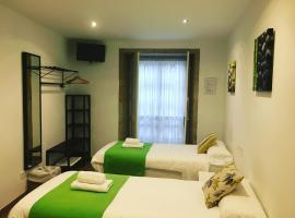 Hotel near Santiago de Compostela