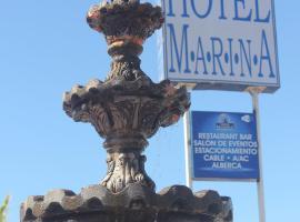 Hotel Photo: Hotel Marina Topolobampo