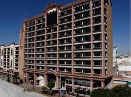 A picture of the hotel: Hotel Real Plaza Aguascalientes