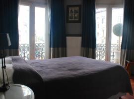 Hotel near Bruksela