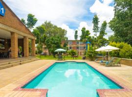 Hotel photo: N1 Hotel & Campsite Victoria Falls
