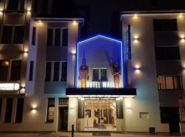 A picture of the hotel: Wali's Hotel