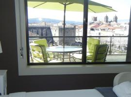 Hotel photo: Penthouse historical center Braga