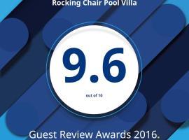 Hotel photo: Rocking Chair Pool Villa
