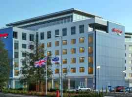 酒店照片: Hampton by Hilton Luton Airport