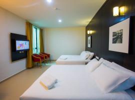 Hotel photo: Akar Hotel Jalan TAR