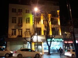 Hotel near Bursa