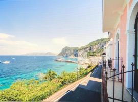 Hotel photo: Marina Grande Home Sea view