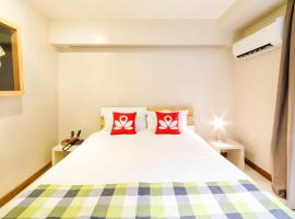 Hotel photo: ZEN Rooms Suez Street Makati