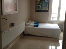 A picture of the hotel: studio richelandiere saint etienne