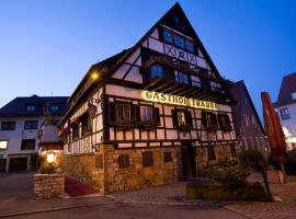 酒店照片: Hotel Traube