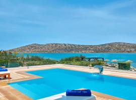 Hotel photo: Elounda Seafront Villa