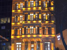 Hotel photo: İstasyon Hotel