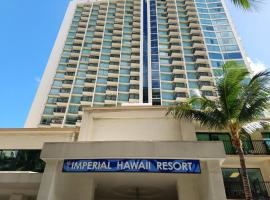 Photo de l'hôtel: Imperial Hawaii Resort at Waikiki