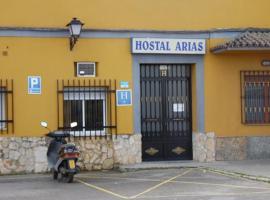 Hotel photo: Hostal Arias