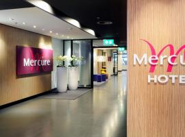 Hotel photo: Mercure Hotel Schiphol Terminal