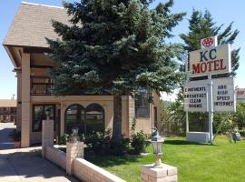 Hotel Photo: The KC Motel Show Low
