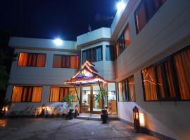 Hotel near Taungoo