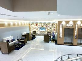 Hotel photo: Burj Al Hayat Furnished suites-Al Mallaz